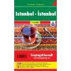 Isztambul zsebtérkép - f&b PL 500 CP