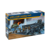Italeri - LCM (3) 50ft \´Landing Craft\´ katonai jármű makett