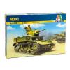 Italeri M3A1 tank makett Italeri 6498