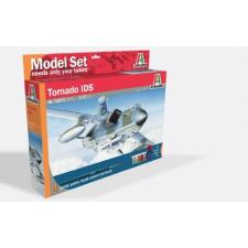 Italeri TORNADO - MODEL SET katonai repülő makett Italeri 71071 makett figura
