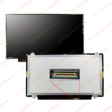 IVO M140NWF5 R0 kompatibilis matt notebook LCD kijelző laptop kellék