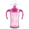 J4K Itató pohár - pink füllel 260 ml