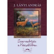 J. Lányi András Szarvasbőgés a Kárpátokban e-book tok