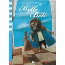 J. M. Beaumont - - LA BELLE ET LA BETE + CD idegen nyelvű könyv