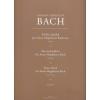 J. S. Bach Knižka skladieb pre Annu Magdalenu Bachovou