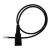 JABRA QD to RJ10, straight, 0,5 meters, standard compatibility