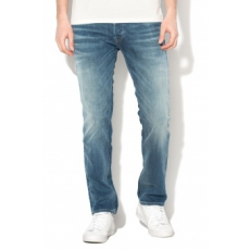 Jack Jones Jack&Jones, Clark regular fit farmernadrág, Kék, W30-L34 (12136345-BLUE-DENIM-W30-L34)