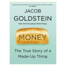 Jacob Goldstein Money idegen nyelvű könyv
