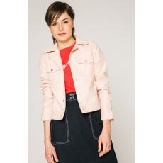 Jacqueline de Yong - Rövid kabát - piszkos rózsaszín - 1220044-piszkos rózsaszín