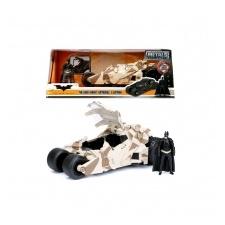 JADA TOYS Batman a sötét lovag Camo Batmobil járgány - Jada Toys autópálya és játékautó