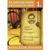 JAM AUDIO KÖTELEZŐK RÖVIDEN 1. - MÓRICZ ZS.: ÚRI MURI / ROKONOK (HANGOSKÖNYV)