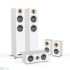 Jamo S 807 HCS 5.0 hangfalszett, fehér
