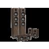 Jamo S 809 HCS 5.0 hangfalszett (809+801+81 Cen), dió