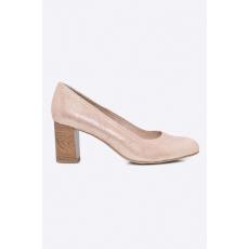 Jana - Sarkas cipő - bézs - 1163939-bézs