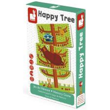 JANOD Happy tree - Boldog fa - memóriajáték 02761 Janod társasjáték