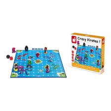 JANOD Stratégiai játék Crazy Pirates! 02740 Janod társasjáték