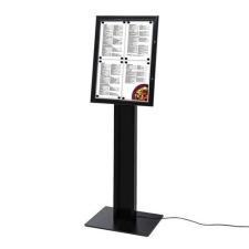 Jansen Display Restra reklámvitrin megvilágítással% irodai kellék