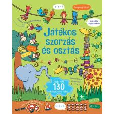 - Játékos szorzás és osztás idegen nyelvű könyv