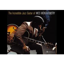 JAZZ IMAGES Wes Montgomery - The Incredible Jazz Guitar (Bonus Track) (Cd) jazz