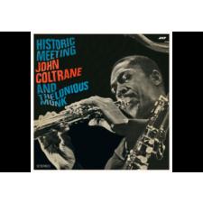 JAZZ WAX Thelonious Monk - Historic Meeting John Coltrane & Thelonious Monk (Vinyl LP (nagylemez)) jazz