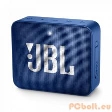JBL Go 2 Bluetooth Speaker Deep Sea Blue hangfal