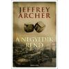 Jeffrey Archer A negyedik rend