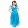 Jéghercegnő jelmez - S méret, kék