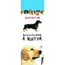 Jegyzetek - Kedvencünk, a kutya ajándékkönyv