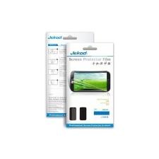 Jekod kijelző védőfólia törlőkendővel Nokia Asha 502 Dual Sim-hez* mobiltelefon előlap