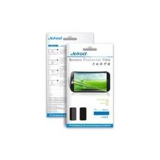 Jekod kijelző védőfólia törlőkendővel Samsung S6010 Galaxy Music-hoz* mobiltelefon előlap