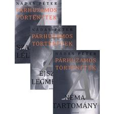 Jelenkor Kiadó PÁRHUZAMOS TÖRTÉNETEK 1-3. regény