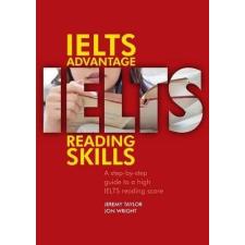 Jeremy Taylor, Jon Wright: IELTS Advantage Reading Skills idegen nyelvű könyv