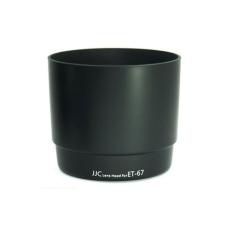 JJC LH-67 napellenző (Canon ET-67 helyett) objektív napellenző