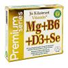 Jó Jó közérzet vitamin® prémium sorozat magnézium + b6-vitamin + d3-vitamin + szelén 30 db