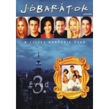 Jóbarátok - 3. évad (3 DVD) vígjáték
