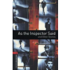 John Escott AS THE INSPECTOR SAID AND OTHER STORIES OBW 3.