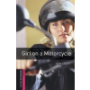 John Escott OXFORD BOOKWORMS LIBRARY STARTER - Girl On A Motorcycle - Pack