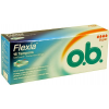 Johnson and Johnson O.B. Flexia Day + Night super tampon 16db