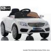 Joko Elektromos Kisautó Mercedesre hasonlító-Fehér