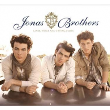JONAS BROTHERS - Lines, Vines And Trying Times /ee/ CD egyéb zene