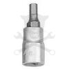 """Jonnesway Tools Rátűzőkulcs - crowa+bit 1/4"""" imbusz 07 mm (S09H207)"""