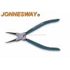 Jonnesway Zégerfogó 180mm Belső Egyenes