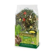 JR Farm Törpenyúl Gabonamentes Gyógynövények 400 g rágcsáló eledel