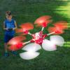Junior Knows Hexagonal Drón