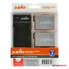 Jupio Canon LP-E8 1120mAh akkumulátor és USB Single Charger Kit