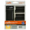 Jupio utángyártott akkumulátor (Nikon EN-EL15) és USB Single Charger Kit