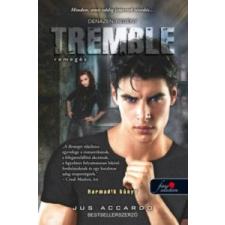 Jus Accardo Tremble - Remegés - puha kötés gyermek- és ifjúsági könyv