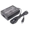 JVC AP-V21 Hálózati töltő tápegység, adapter JVC utángyártott (AP-16U)