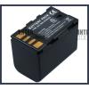 JVC GZ-MS130 7.4V 3000mAh utángyártott Lithium-Ion kamera/fényképezőgép akku/akkumulátor