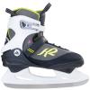 K2 Alexis Ice Black/White/Green - 38